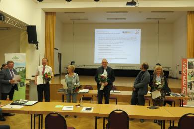 LAG Mitgliederversammlung - Foto: Regionalmanagement