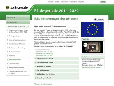 Foto: Screenshot www.smul.sachsen.de